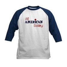 all american baby Tee