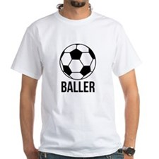 Baller - Soccer/Football Epic Design T-Shirt