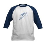 Blast Off Kids Baseball Jersey
