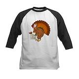 Thanksgiving Baseball Jersey
