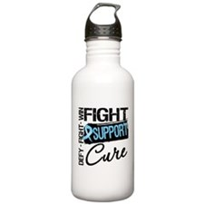Prostate Cancer Suppor Sports Water Bottle