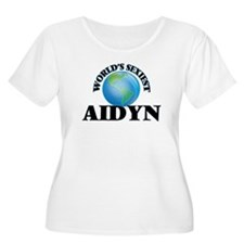 World's Sexiest Aidyn Plus Size T-Shirt