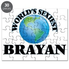 World's Sexiest Brayan Puzzle