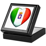 MY ITALIAN HEART Keepsake Box