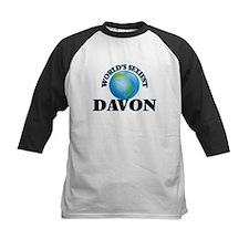 World's Sexiest Davon Baseball Jersey