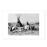 Shoshone Village Postcards (Package of 8)