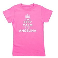 Cute Angelina Girl's Tee