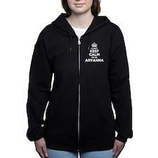 Cool Aryanna Women's Zip Hoodie