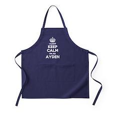 Cute Ayden Apron (dark)