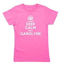 Unique Carolyn Girl's Tee