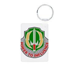3rd Airborne Psychological Operati Keychains