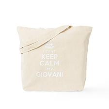 Cute Giovani Tote Bag