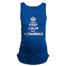 Unique Muhammad Maternity Tank Top