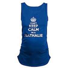 Cute Nathalie Maternity Tank Top