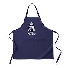Funny Tammy Apron (dark)