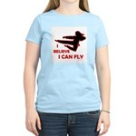 I Believe I Can Fly (Female) Women's Light T-Shirt