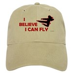 I Believe I Can Fly (Female) Cap