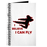 I Believe I Can Fly (Female) Journal