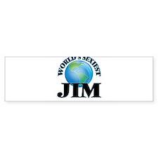 World's Sexiest Jim Bumper Bumper Sticker
