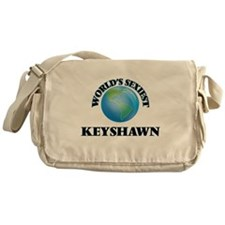 World's Sexiest Keyshawn Messenger Bag