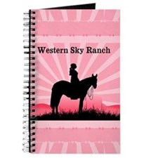 Pink Cowgirl Journal