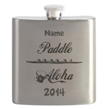 PaddleAloha-Kane (personalized) Flask