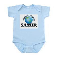 World's Sexiest Samir Body Suit