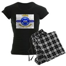 100th Infantry Division Cent pajamas