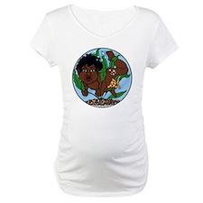 Black Haired Fishbowl Baby 1   Shirt