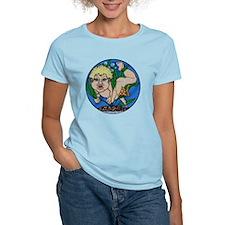 Blonde Fishbowl Baby  T-Shirt