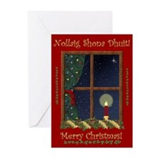 Betts & Chuck Christmas Greeting Cards (Pk of 20)