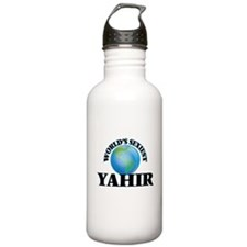 World's Sexiest Yahir Sports Water Bottle
