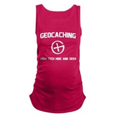 Geocaching hight tech hide and seek T-shirts Mater