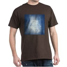 Apostles Creed Cyanotype T-Shirt