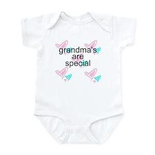 GRANDMAS ARE SPECIAL Infant Bodysuit