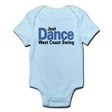 Just Dance West Coast Swing (B) Body Suit