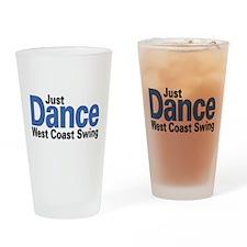 Just Dance West Coast Swing (B) Drinking Glass