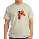 Macedonia Girl T-Shirt
