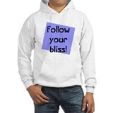 Follow your bliss Jumper Hoody