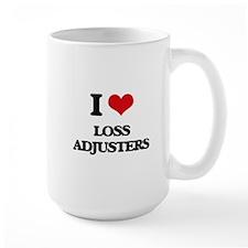 I love Loss Adjusters Mugs