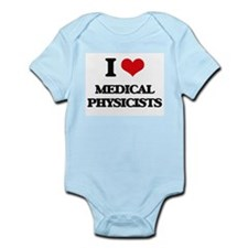 I love Medical Physicists Body Suit
