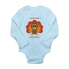 Personalized Baby Turk Baby Outfits