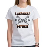 Lacrosse Defense Tee