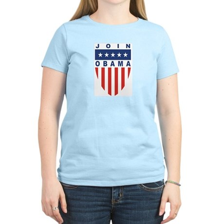Join Obama Women's Light T-Shirt