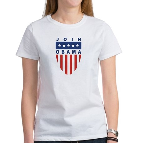 Join Obama Women's T-Shirt