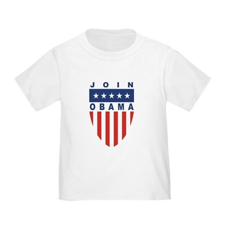Join Obama Toddler T-Shirt
