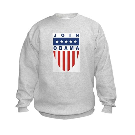 Join Obama Kids Sweatshirt