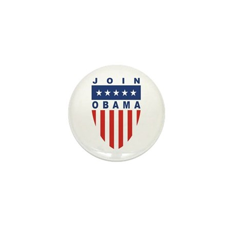 Join Obama Mini Button (10 pack)