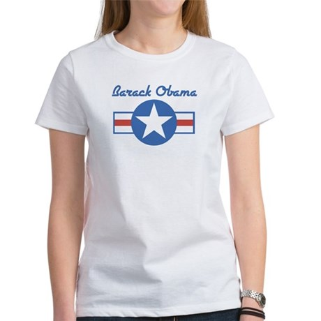 Barack Obama (star) Women's T-Shirt