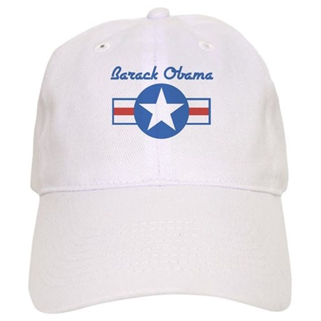 Barack Obama (star) Cap